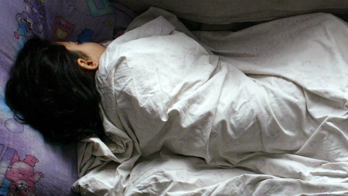 Nighttime dreams may be controlled by sleeper through electrical current