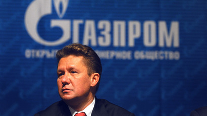 Gazprom introduces pre-payment system for Ukraine, sends $1.66bn bill