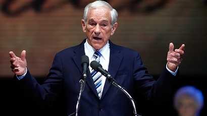 Ron Paul: End the CIA!