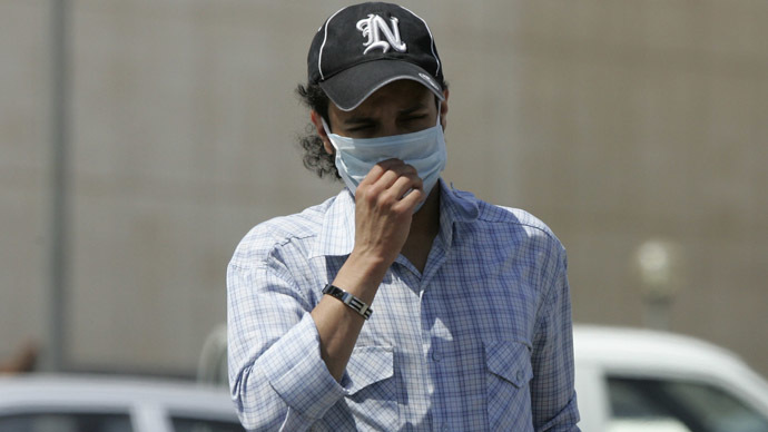 Two hospital workers showing signs of deadly MERS virus in Florida