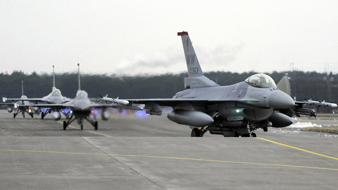 Misawa Air Base in northern Japan.(AFP Photo / Jiji Press)