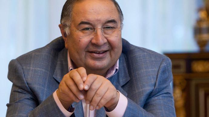 Russia's billionaire Usmanov no longer richest UK resident