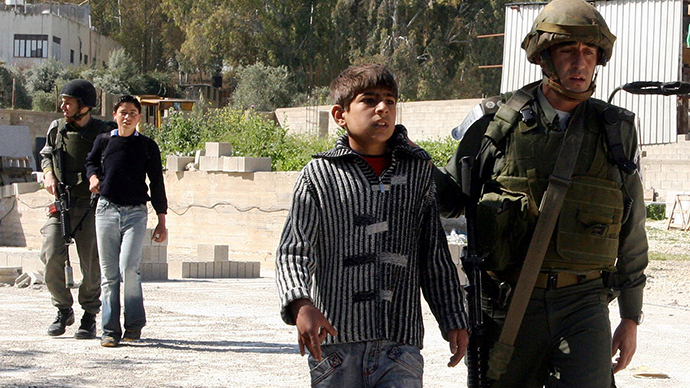 'Blindfolded & bound': Israel puts more Palestinian kids in solitary confinement
