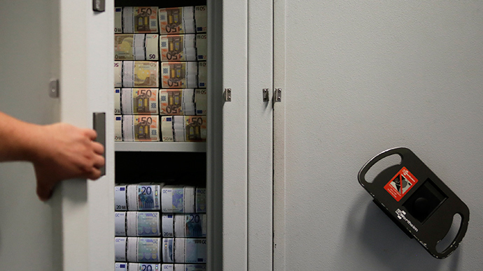 Russia's third largest bank moves money from Europe to Moscow for safe keeping