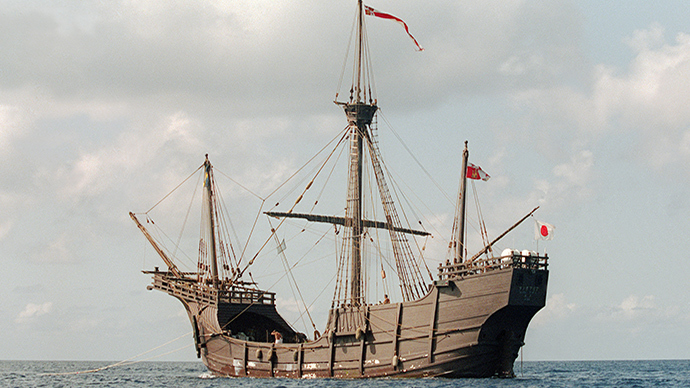 The wreck of Columbus' Santa Maria may be found after 500 years
