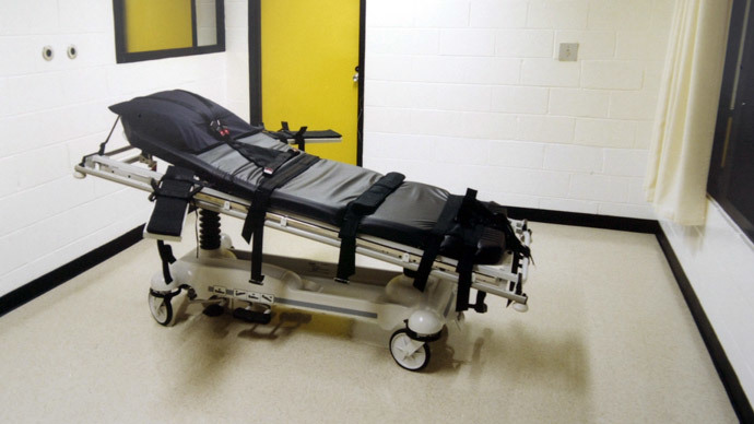 Court halts Texas execution following bungled Oklahoma incident