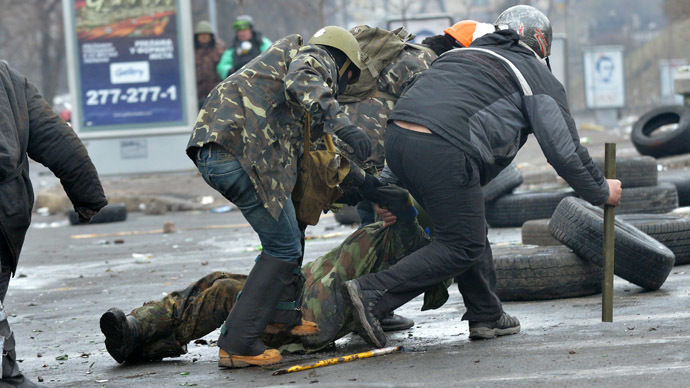 ​'No evidence of Berkut police behind mass killing in Kiev' – probe head