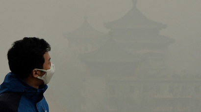 China CO2 emissions outpace EU and US, 45% above global average