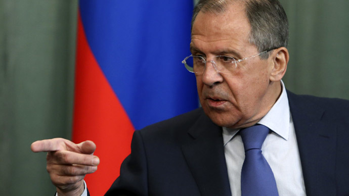 Dragging Ukraine into NATO negative for European security - Lavrov