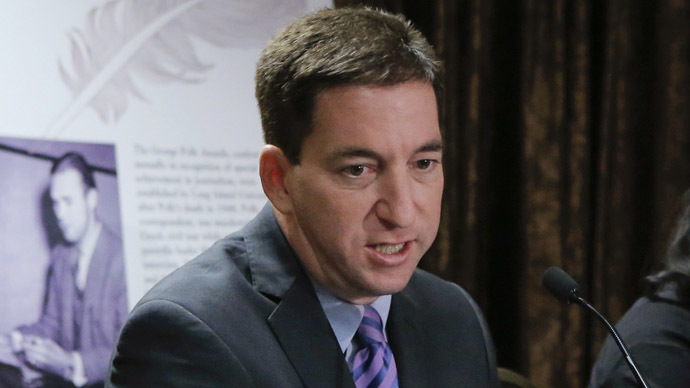 Greenwald's book tour draws ire from Anonymous hacktivists