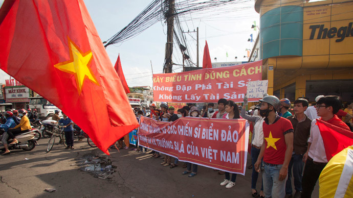 Worst crisis in decades: Vietnam riots over Chinese drilling spread, killing more than 20
