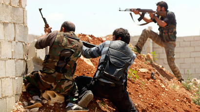 Syria chemical arms investigation team kidnapped, quickly released