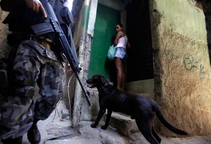 Reuters / Ricardo Moraes