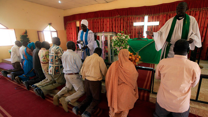 Pregnant Sudanese Muslim woman sentenced to death for Christian conversion