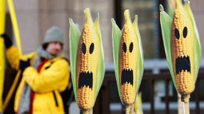 Oregon counties ban cultivation of GMO crops