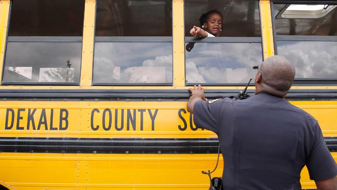 Segregation is back in US schools