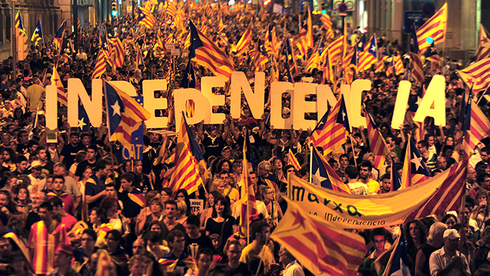 Spain, Italy, Belgium: Battle lines drawn for independence after Scottish vote