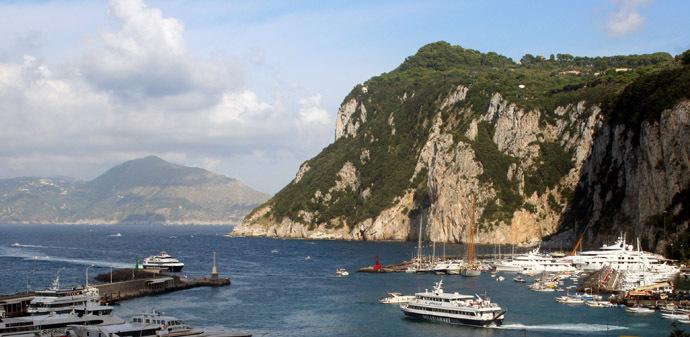 The Italian island of Sardinia (Reuters)