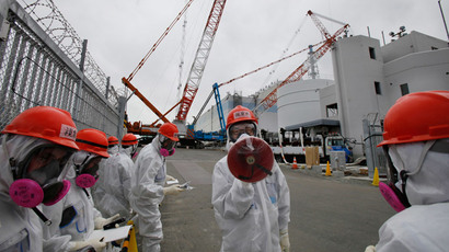 90% of Fukushima crew fled failing nuclear power plant