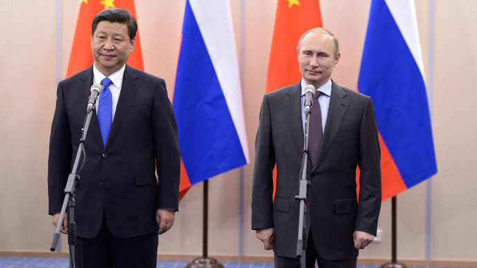 Russia-China ties at highest level in history – Putin