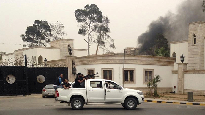 State Dept. denies US is assisting in assault on anti-Islamists in Libya