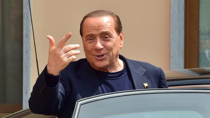 Ex-Italian PM Berlusconi proposes new currency to tackle economic crisis