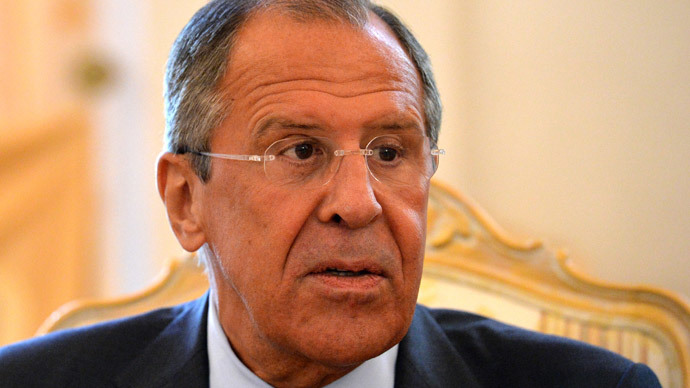 Lavrov: Russia's relations with EU, NATO need 'rethinking'