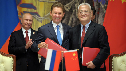 Gas price for China will be well above $350 – Gazprom Export