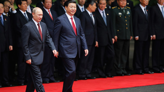 Russia & China: 'No to sanctions rhetoric, regime change in other countries'
