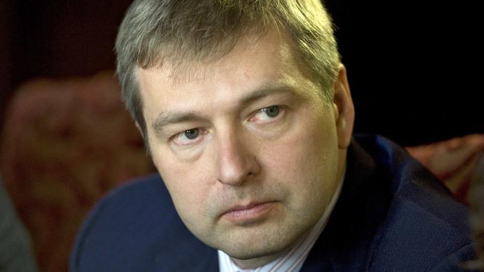 Dmitry Rybolovlev.(RIA Novosti / Sergey Guneev)