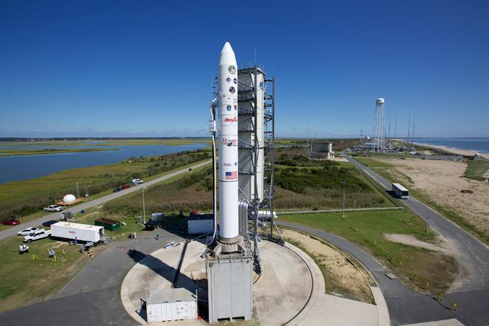 NASA's Wallops Flight Facility on Wallops Island, Virginia (Reuters / NASA)