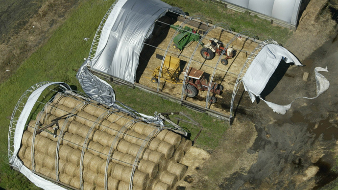 N. Carolina bill would prohibit posting of aerial farm photos