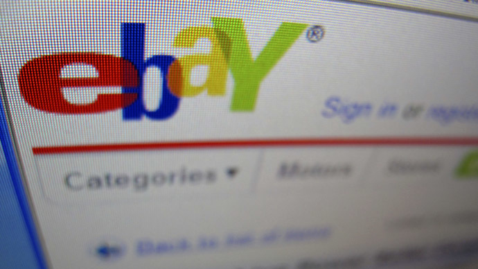 eBay cyber-breach: 145 million records hacked