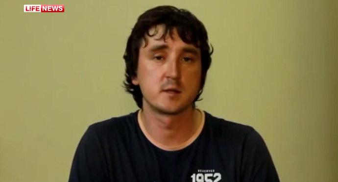 Marat Saichenko (Still from YouTube video/lifenewsru)