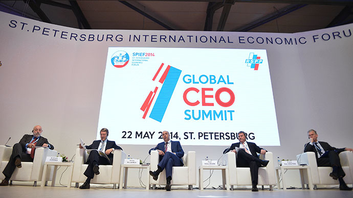 St. Petersburg International Economic Forum LIVE UPDATES