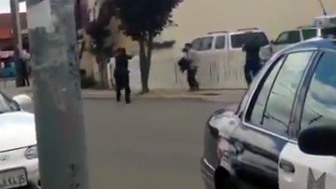 One dead after protesters riot against police brutality in Salinas, California