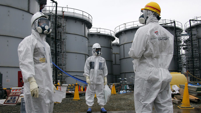 Fukushima diverts groundwater from radioactive reactor into Pacific Ocean