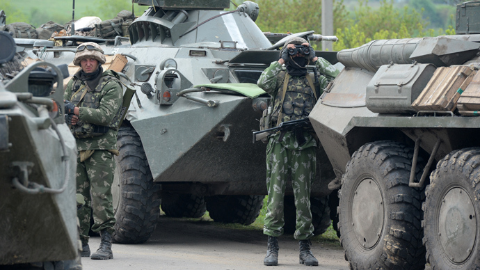 Kiev ready for 'final stage' of military op in E. Ukraine