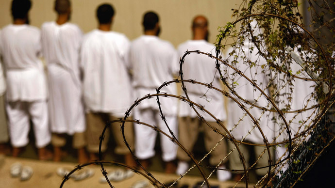 Conscientious objector: US Navy nurse refuses to force-feed Guantanamo detainee