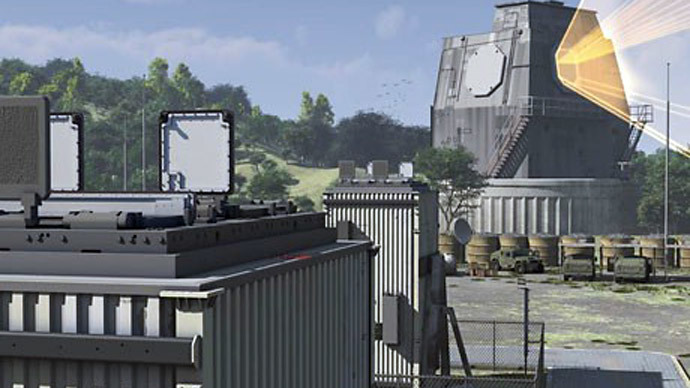 US tests cornerstone of European antimissile shield