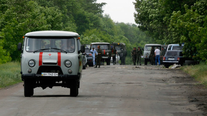 Kiev troops reportedly shoot at deserting conscripts as eastern military op escalates