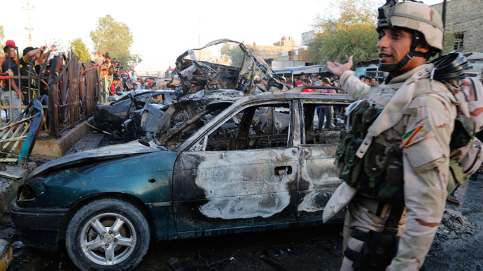Over 30 killed in series of attacks on pilgrims in Iraq capital
