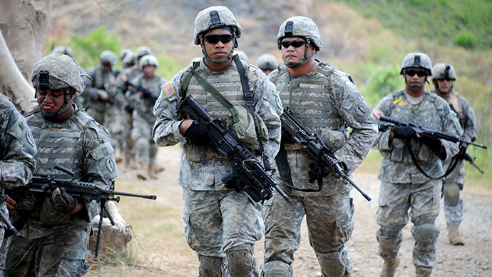 Pentagon reportedly assigns 13k servicemen to first ever US-Jordanian-Israeli joint drill