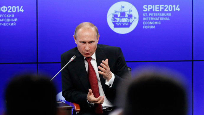 Russia will work with whoever elected in Ukraine - Putin