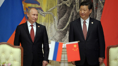 ​Russia may join forces with China to compete with US, European satnavs