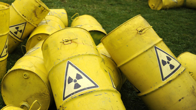 Cat litter thought behind New Mexico nuclear waste accident
