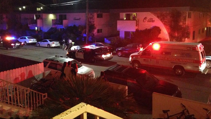California drive-by shootings leave seven dead