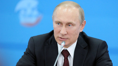 Putin: I don't think new Cold War will start, no one wants it
