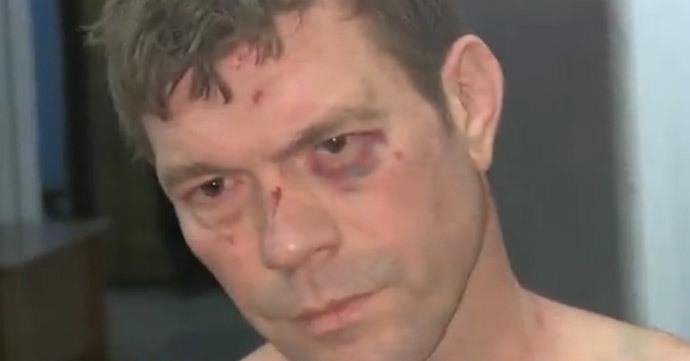 Oleg Tsarev. Video still from hromadske.tv