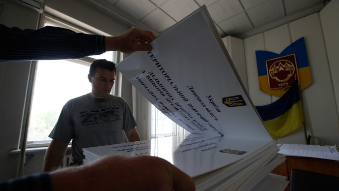 10 facts you need to know about Ukrainian presidential poll
